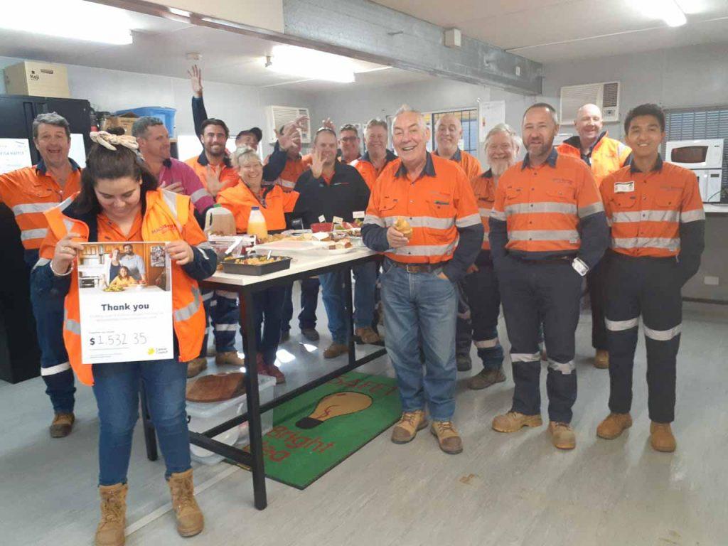 MACH Energy Biggest Morning Tea 2021 Cancer Council Australia